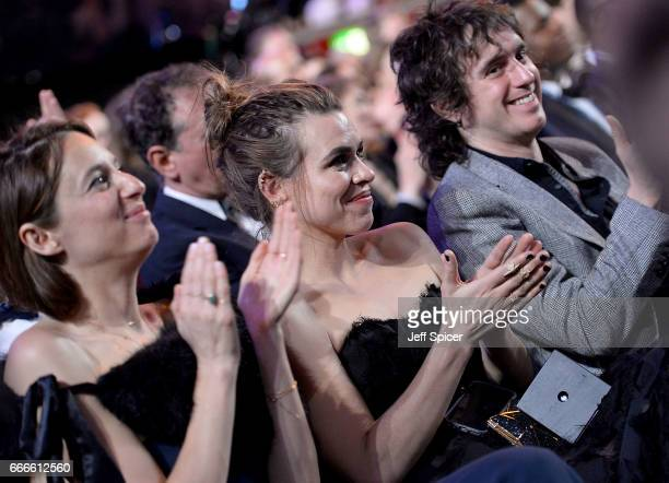 Billie Piper during The Olivier Awards 2017 at Royal Albert Hall on April 9 2017 in London England