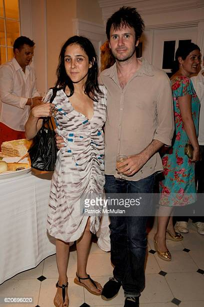 Billie Thorne and Josh Hamilton attend DreamWorks Pictures Screening of GHOST TOWN and After Party Hosted by SARA and PATRICK HANDREKE at GOOSE CREEK...