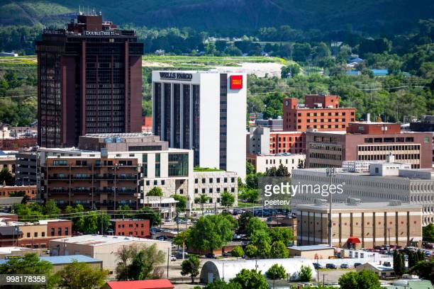 billings, montana - billings montana stock pictures, royalty-free photos & images