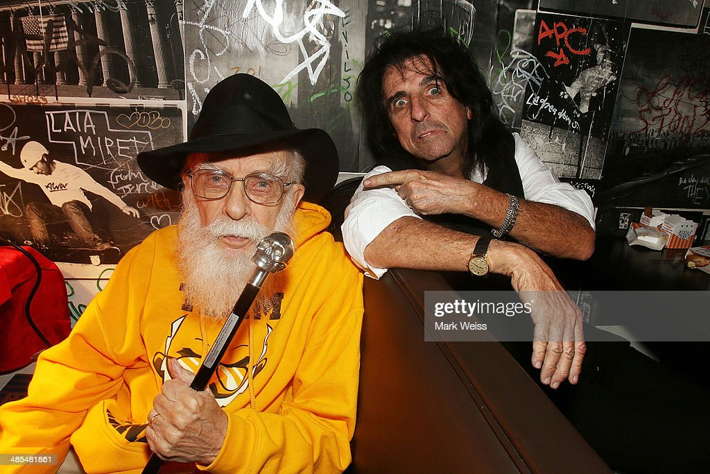 "2014 Tribeca Film Festival - ""Super Duper Alice Cooper"" - After Party : News Photo"
