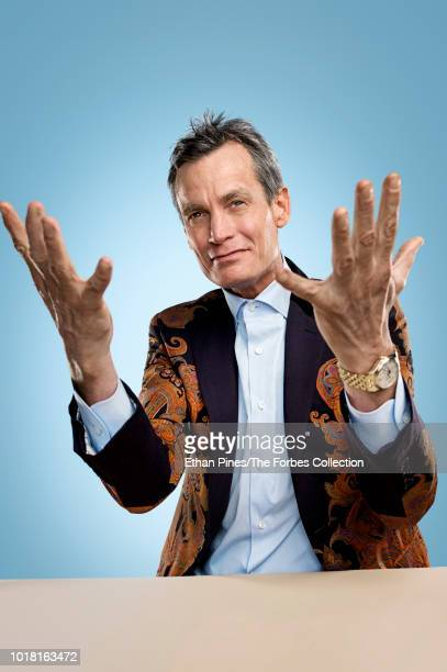 Billionaire banking heir Matthew Mellon is photographed for Forbes Magazine on January 19 2018 in West Hollywood California PUBLISHED IMAGE CREDIT...