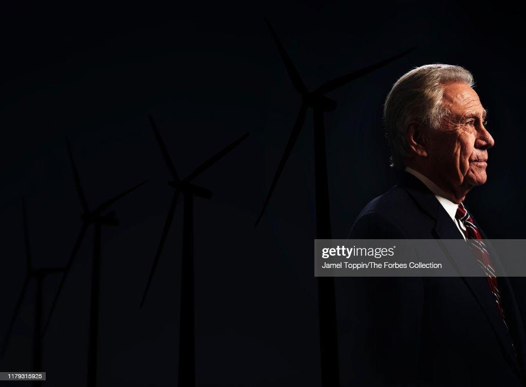 Phil Anschutz, Forbes, October 31, 2019 : News Photo