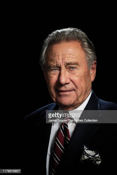 Billionaire businessman Phil Anschutz is photographed for Forbes Magazine on August 27 2019 in New York City COVER IMAGE CREDIT MUST READ Jamel...