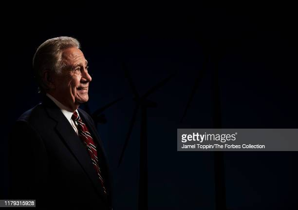 Billionaire businessman Phil Anschutz is photographed for Forbes Magazine on August 27 2019 in New York City PUBLISHED IMAGE CREDIT MUST READ Jamel...