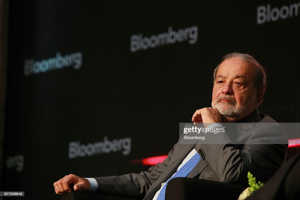 Key Speakers At The Bloomberg Mexico Year Ahead 2017 Summit : Nieuwsfoto's