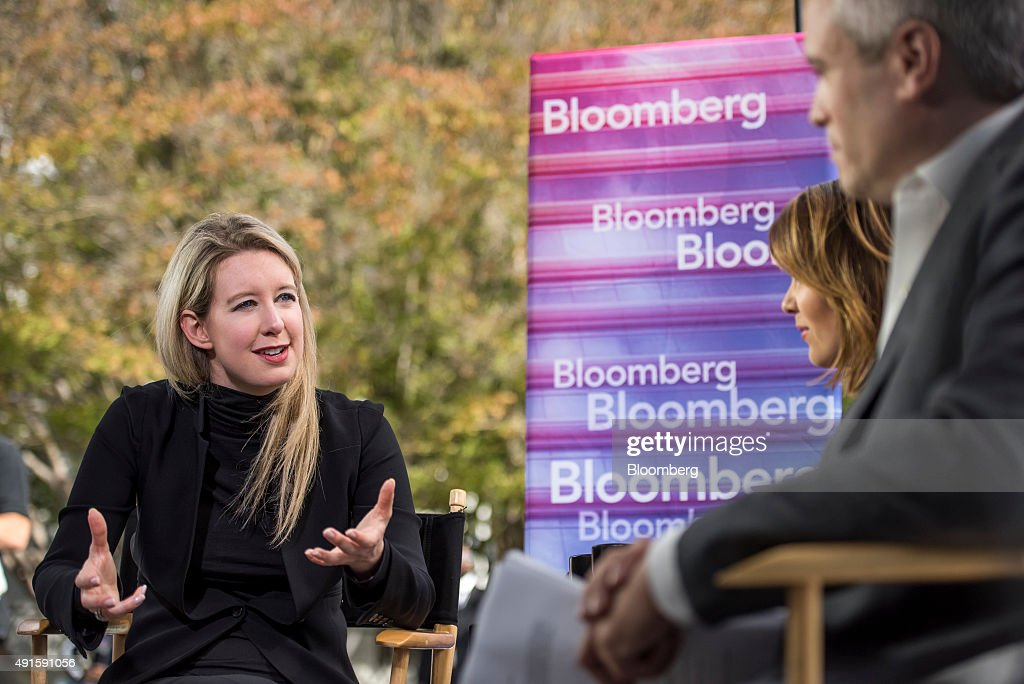 Interviews On The Sidelines Of Vanity Fair New Establishment Summit : News Photo