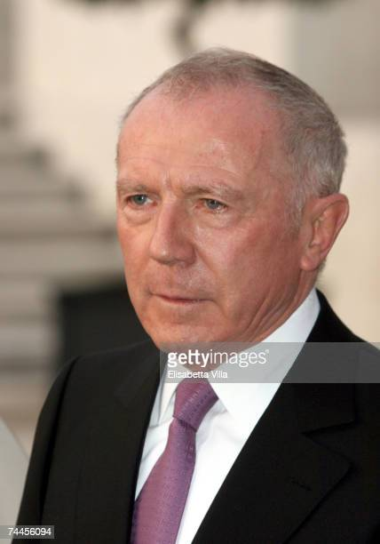 Billionaire Francois Pinault attends his private dinner at the Fondazione Cini during the 52nd annual Biennale June 8, 2007 in Venice, Italy.