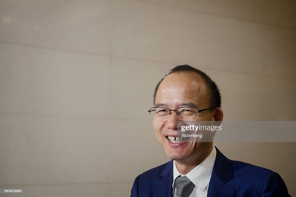 Fosun Group Founders Guo Guangchang, Liang Xinjun and Wang Qunbin Interview