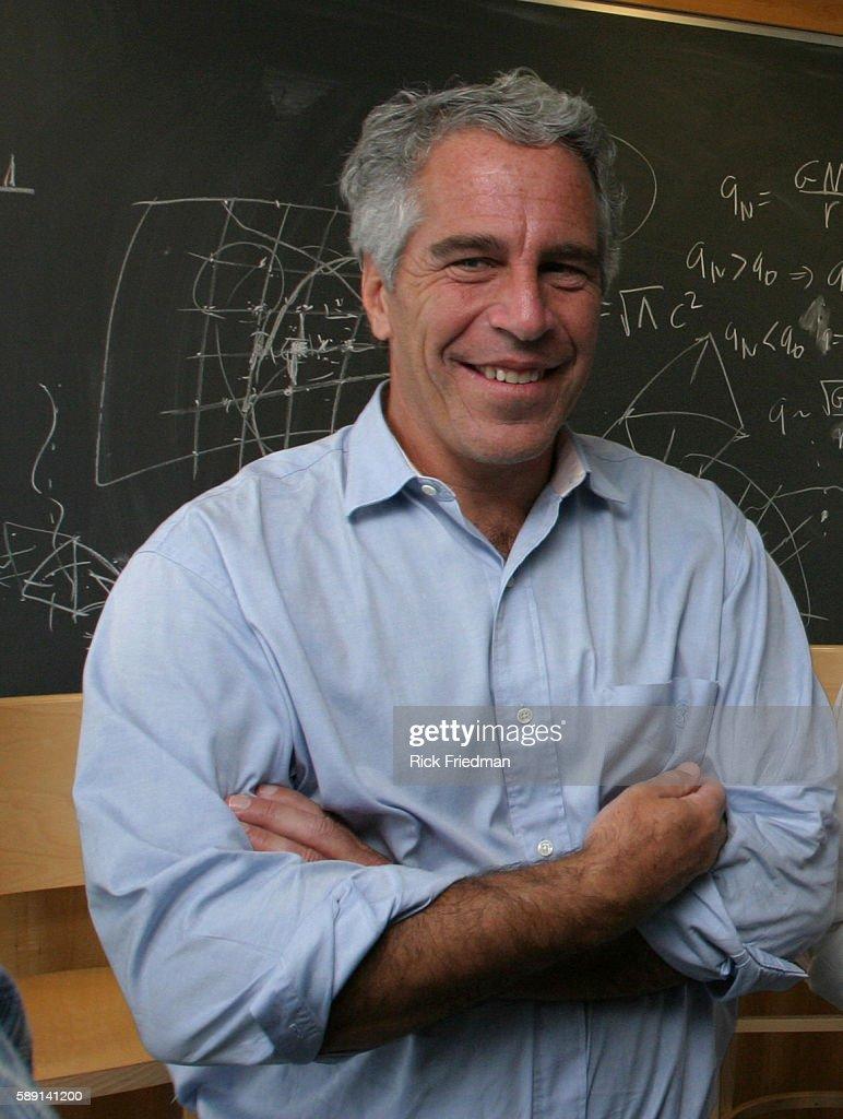 Jeffrey Epstein : News Photo
