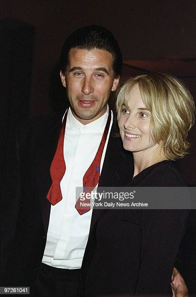 Billy Baldwin and wife Chynna Phillips