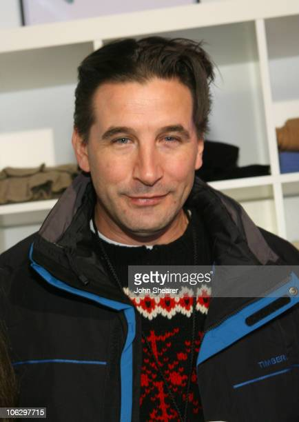 Billy Baldwin at Portolano during 2007 Park City - Village at the Lift - Day 5 at Village at the Lift in Park City, Utah, United States.