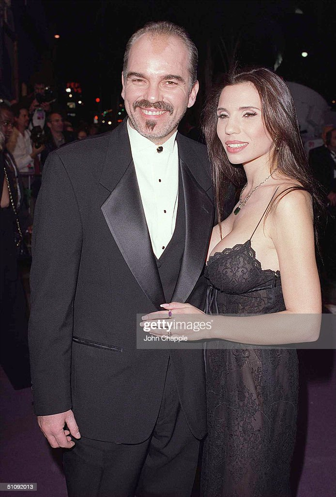 Billy Bob Thornton And His Ex Wife Pietra Thornton Attend