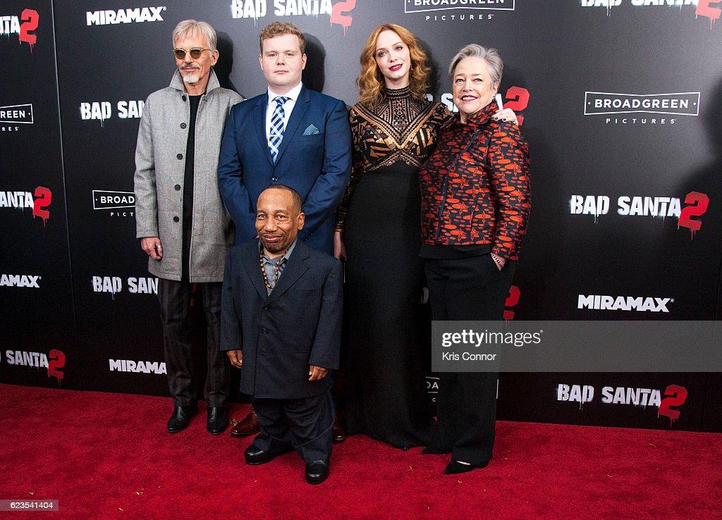 """Bad Santa 2"" New York Premiere"