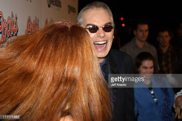 Billy Bob Thornton during Bad Santa Los Angeles Premiere and AfterParty at Bruin Theater in Westwood California United States