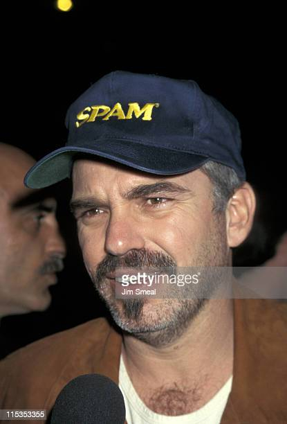 Billy Bob Thornton during Premiere of Lost Highway at Cinerama Dome in Hollywood California United States