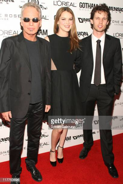 """Billy Bob Thornton, Jon Heder and Jacinda Barrett during """"School For Scoundrels"""" New York Premiere at AMC Loews Lincoln Square in New York City, New..."""