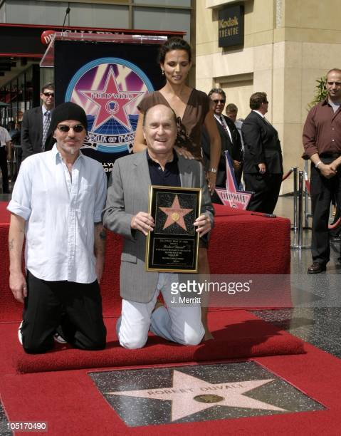 Billy Bob Thornton Robert Duvall and Luciana Pedraza