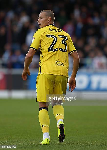Billy Bodin of Bristol Rovers in action during the Sky Bet League One match between Northampton Town and Bristol Rovers at Sixfields Stadium on...