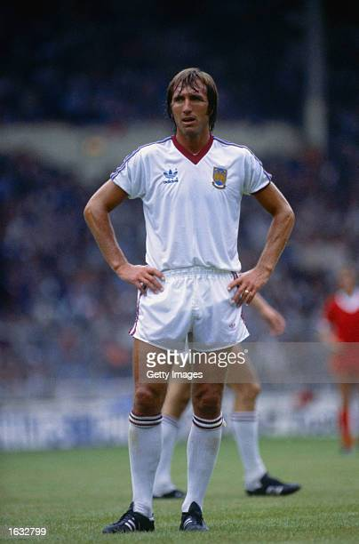 Billy Bonds of West Ham United stands with his hands on his hips during a match Mandatory Credit Allsport UK /Allsport
