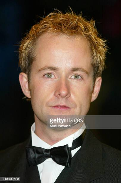 """Billy Boyd during """"Master & Commander: Far Side Of The World"""" - 2003 CTBF Royal Film Performance at Odeon Cinema, Leicester Sq in London, Great..."""