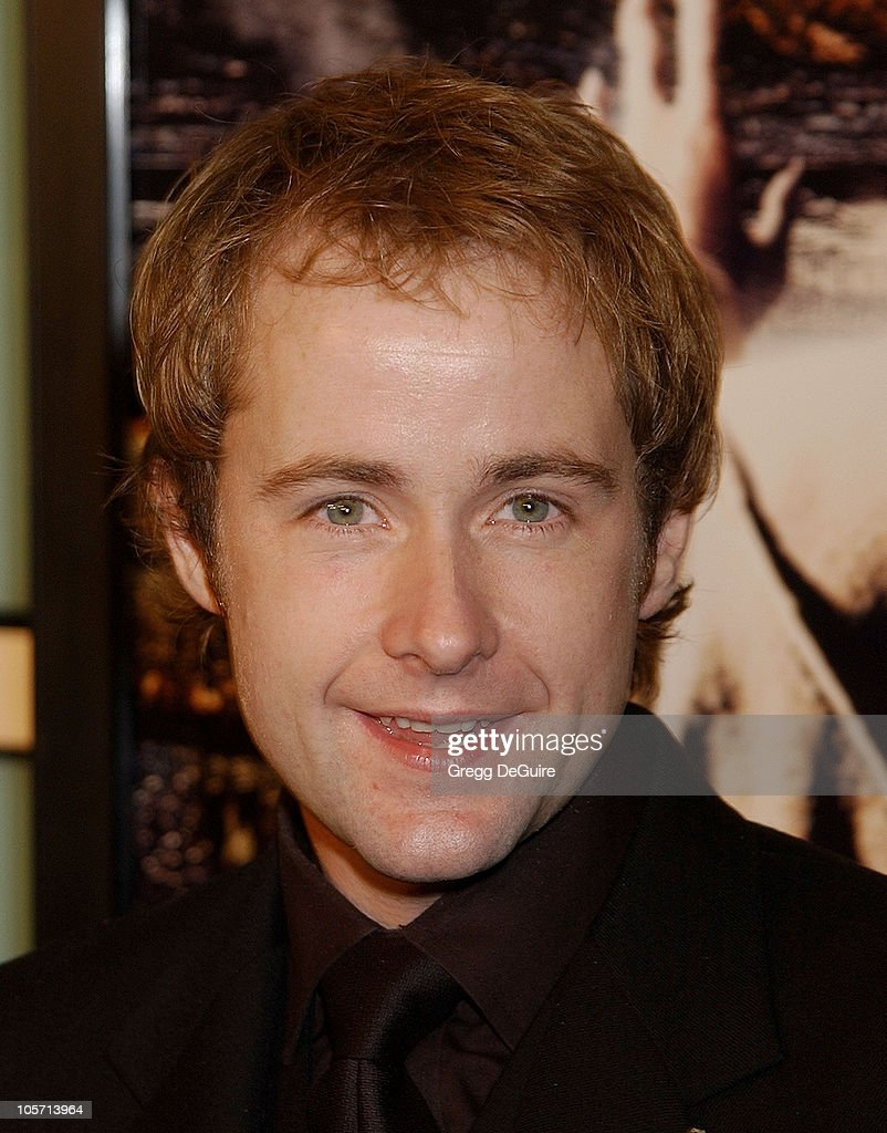 Billy Boyd during 'The Lord Of The Rings: The Two Towers' Los Angeles Premiere - Arrivals at Cinerama Dome Theatre in Hollywood, California, United States.