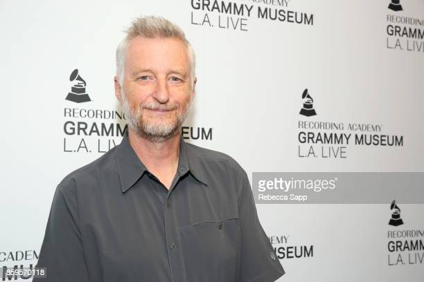 Billy Bragg attends Roots Radicals and Rockers How Skiffle Changed the World With Billy Bragg at The GRAMMY Museum on October 9 2017 in Los Angeles...