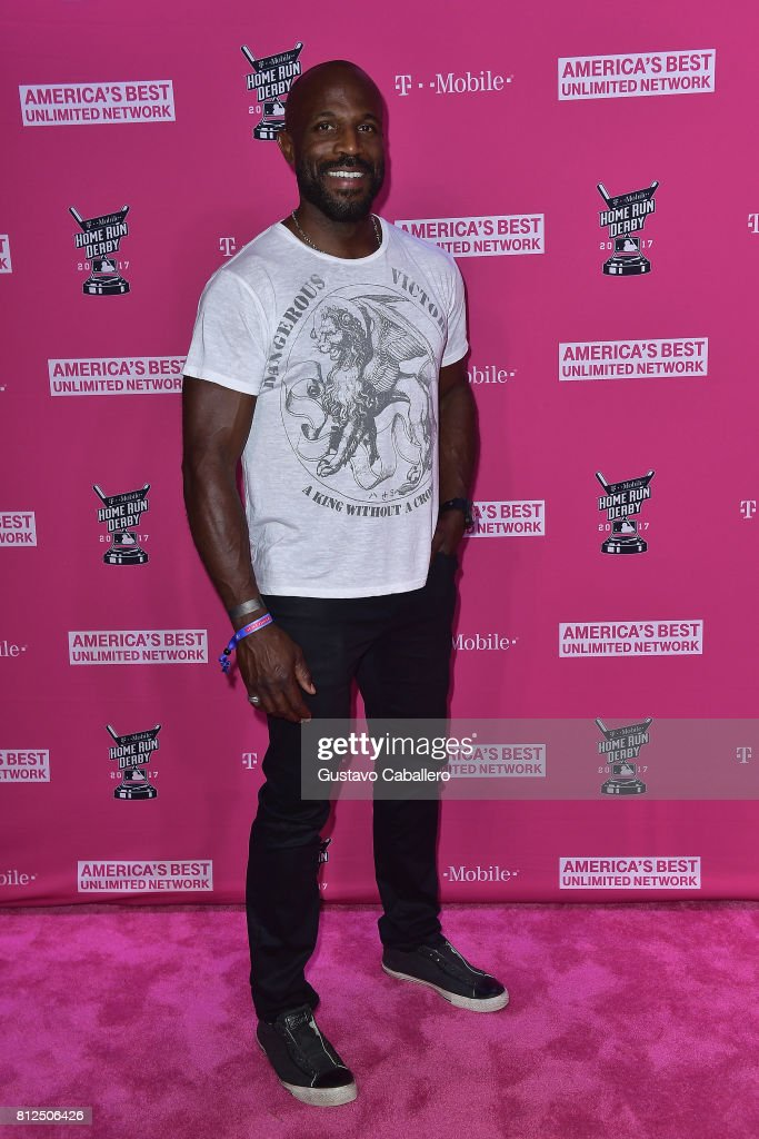 Billy Brown arrives at the T-Mobile Presents Derby After Dark at Faena Forum on uly 10, 2017 in Miami Beach, Florida.