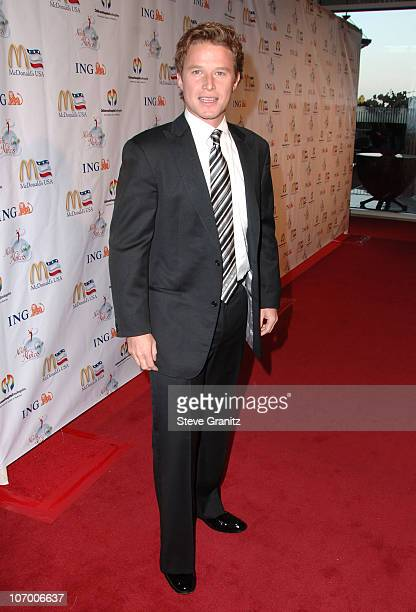 Billy Bush during Childrens Hospital Los Angeles 2nd Noche de Ninos Gala Honoring Johnny Depp Red Carpet at Beverly Hilton Hotel in Beverly Hills...