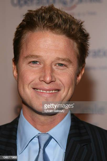 Billy Bush during Operation Smile's The Smile Collection at Skylight Studios in New York, NY, United States.
