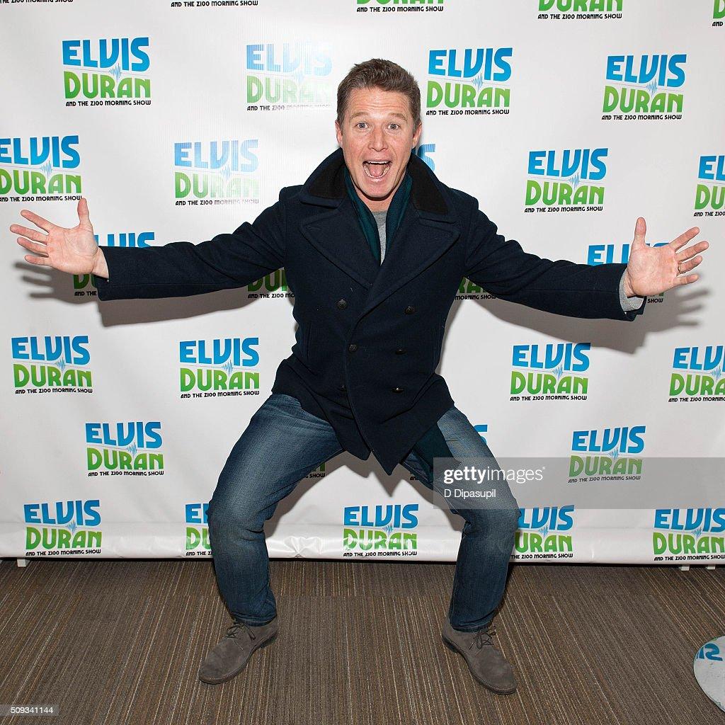 "Billy Bush Visits ""The Elvis Duran Z100 Morning Show"""