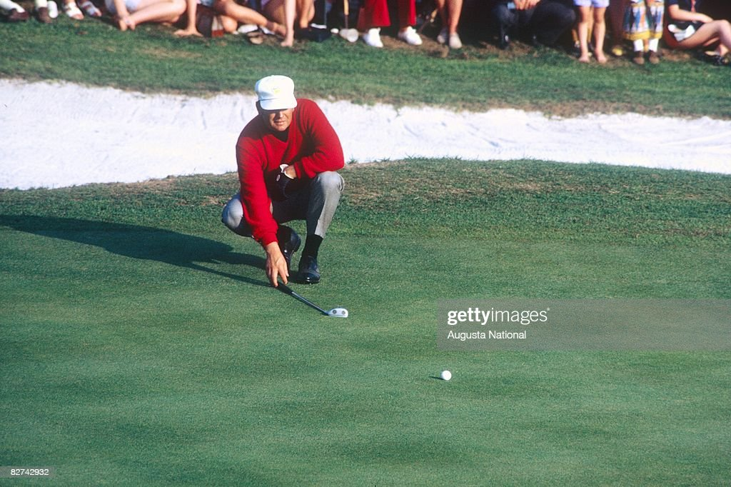 Augusta National Archive 1970s