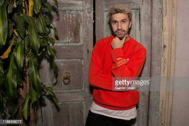Billy Chehab attends the MetaLife Launch Influencer Dinner at Bacari W 3rd on November 17 2019 in Los Angeles California
