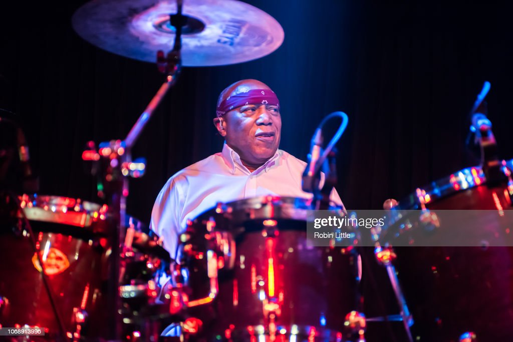 Billy Cobham Performs At The Jazz Cafe London : ニュース写真