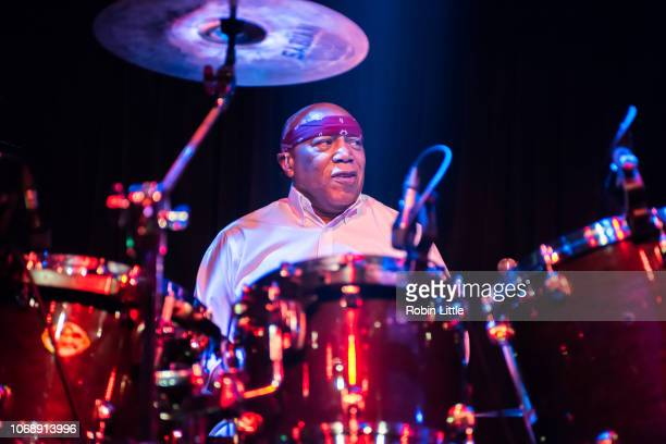 Billy Cobham performs at The Jazz Cafe on December 5, 2018 in London, England.