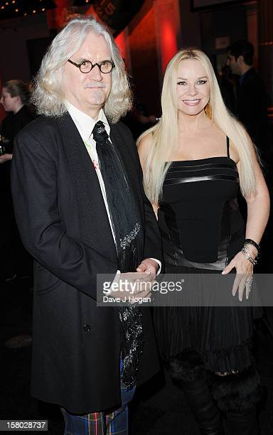 Billy Connolly and Pamela Stevenson attend the British Independent Film Awards on December 9 2012 in London England