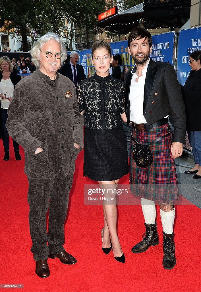 """""""What We Did on Our Holiday"""" - World Premiere - Red Carpet Arrivals : News Photo"""
