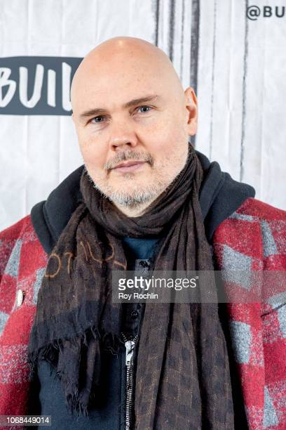 Billy Corgan discusses The Smashing Pumpkins new album and tour Shiny and Oh So Bright Vol 1 / LP No Past No Future No Sun with the Build Series at...