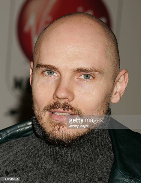 Billy Corgan during Billy Corgan Signs Copies of His New Book 'Blinking With Fists' at Virgin Megastore in West Hollywood California United States