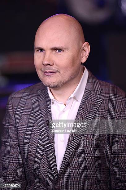 Billy Corgan of The Smashing Pumpkins arrives as Live Nation Celebrates National Concert Day At Their 2015 Summer Spotlight Event Presented By Hilton...