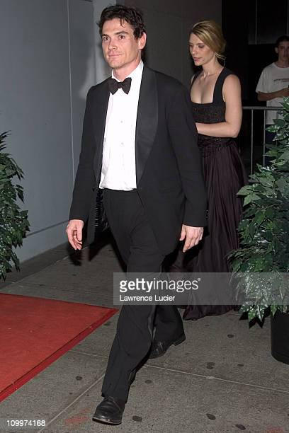 Billy Crudup and Claire Danes during 59th Annual Tony Awards Planet Hollywood After Party at Planet Hollywood in New York City New York United States
