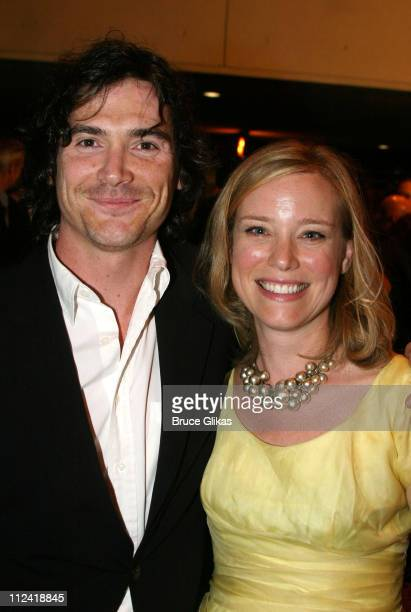 Billy Crudup and gyest during LaGuardia Concert Hall Lincoln Center at 52nd Annual Drama Desk Awards in New York City New York United States