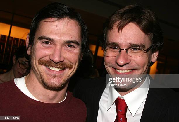 Billy Crudup and Robert Sean Leonard starred on broadway in 'Arcadia' together