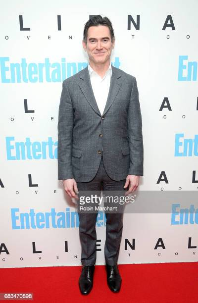 Billy Crudup attends Alien Covenant Special Screening at Entertainment Weekly on May 15 2017 in New York City