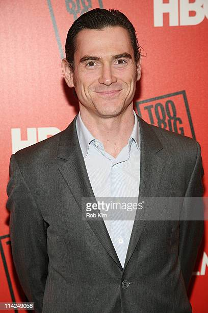 Billy Crudup attends HBO's 'Too Big to Fail' premiere at The Museum of Modern Art on May 16 2011 in New York City