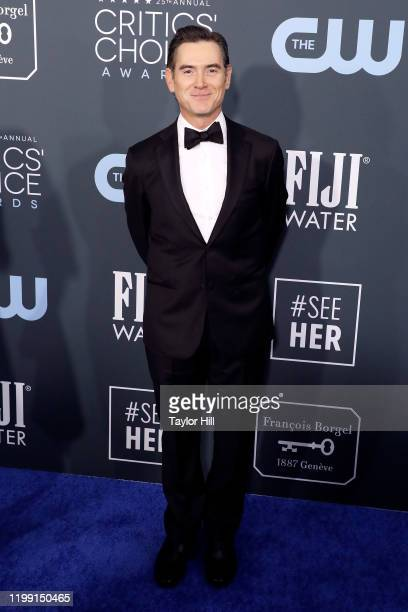 Billy Crudup attends the 25th Annual Critics' Choice Awards at Barker Hangar on January 12, 2020 in Santa Monica, California.