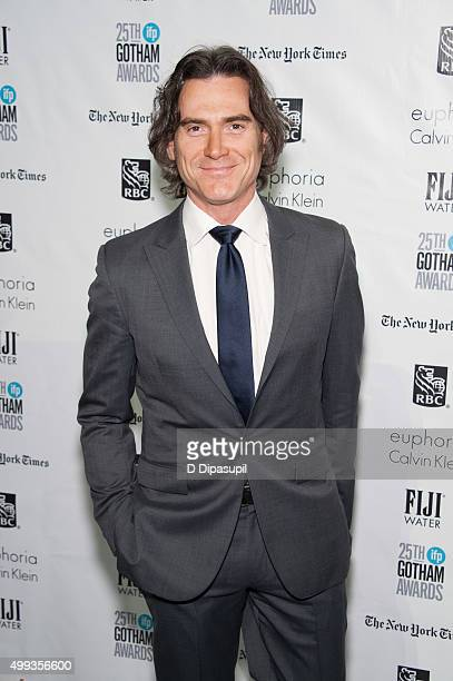 Billy Crudup attends the 25th Annual Gotham Independent Film Awards at Cipriani Wall Street on November 30, 2015 in New York City.