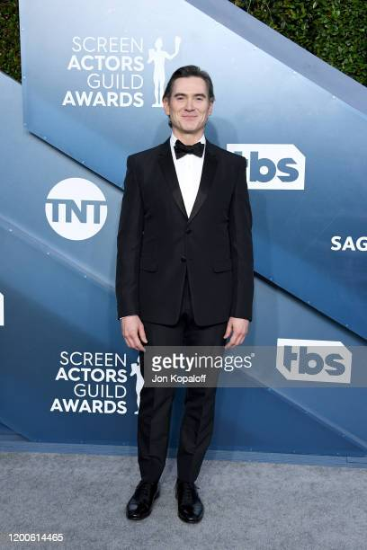 Billy Crudup attends the 26th Annual Screen ActorsGuild Awards at The Shrine Auditorium on January 19, 2020 in Los Angeles, California.
