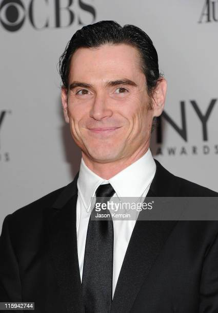 Billy Crudup attends the 65th Annual Tony Awards at the Beacon Theatre on June 12, 2011 in New York City.