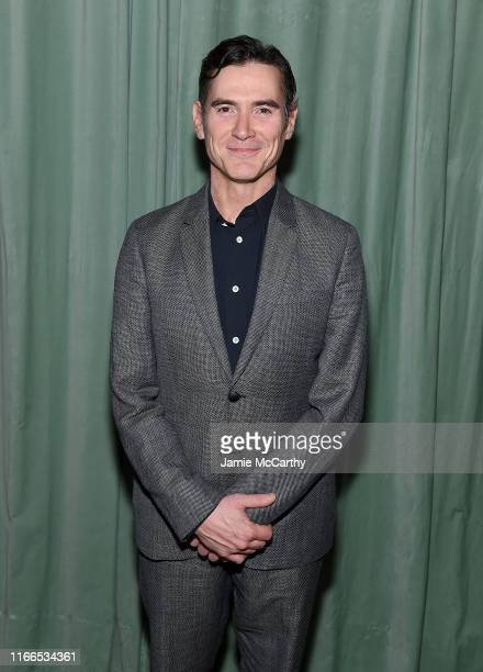Billy Crudup attends the After The Wedding New York Screening After Party at Hotel 50 Bowery Rooftop on August 06 2019 in New York City