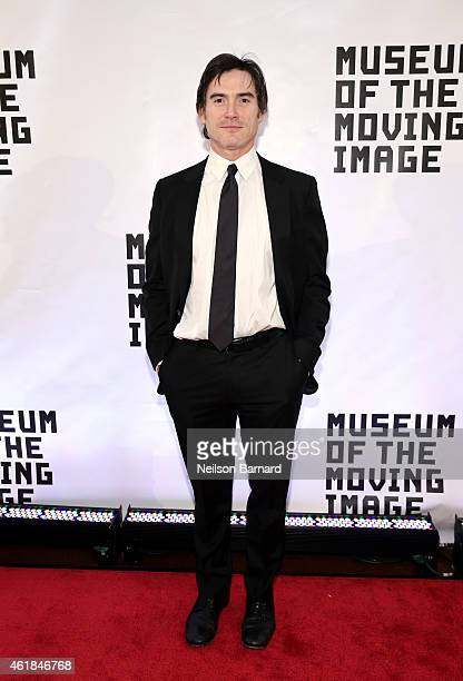 Billy Crudup attends the Museum of The Moving Image honors Julianne Moore at 583 Park Avenue on January 20 2015 in New York City